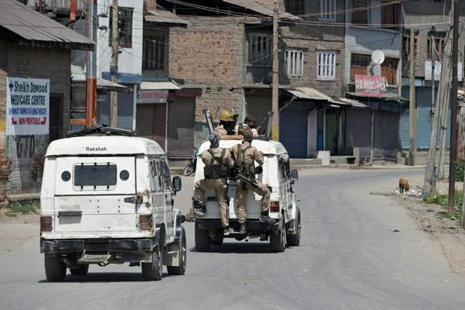 The National Investigation Agency (NIA) has summoned two Kashmiri separatist leaders to its headquarters in Delhi. Photo: PTI