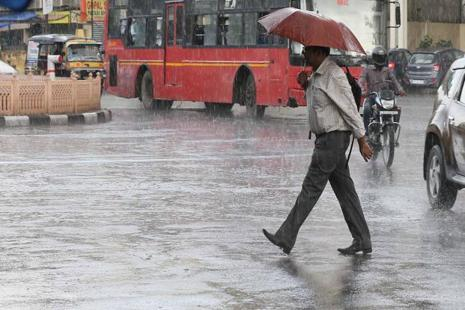 The India Meteorological Department (IMD) has forecast normal monsoon this year. Photo: HT