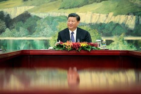 Xi Jinping said China's rapid economic growth had caused many environmental problems. Photo: Reuters
