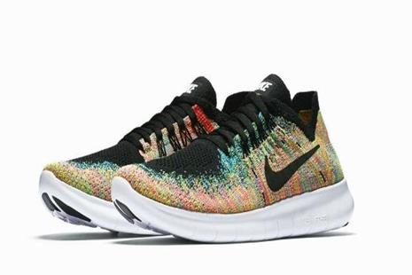 Nike Free RN Flyknit 2017 is priced at Rs10,995.