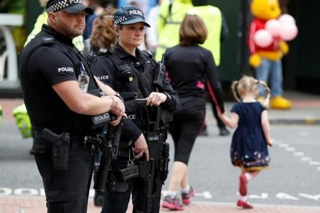 Police have been hunting for a network of people connected to the bomber, Salman Abedi. Photo: Reuters