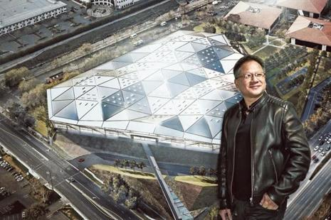Nvidia co-founder and CEO Jensen Huang says that the rapid adoption of artificial intelligence (AI) technologies, such as machine learning and deep learning, augur well for the growth prospects of his company.
