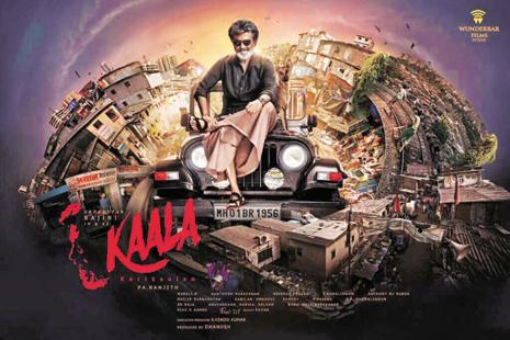 Three posters of Kaala- Karikalan directed by Pa. Ranjith were released last week.