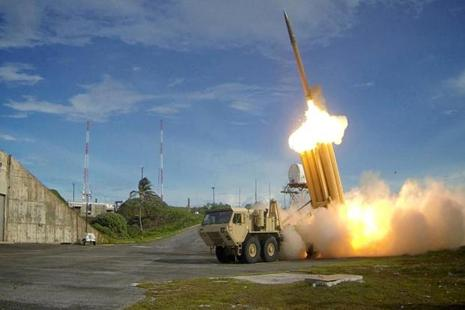 Many of Moon's supporters don't  want THAAD system as US President Donald Trump suggested Seoul should pay for the missile defence system, which is meant to cope with North Korea's nuclear threat. Photo: Reuters