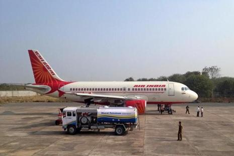 Air India,is working on ways to improve its financial position. Photo: Reuters