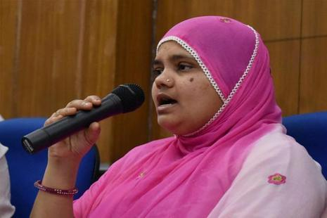 Bilkis bano, who was five months pregnant at the time, was gang raped. Photo: PTI