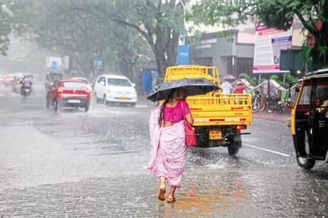 The IMD on 18 April forecast this year's monsoon rains at 96% of the 50-year average of 89 cm. Photo: Mint