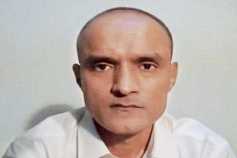 A file photo of Kulbhushan Jadhav. Photo: PTI