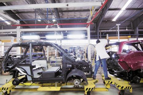 Mahindra's revenue and other income—that earned from avenues other than its business operations—grew 5.2% to Rs 12,289 crore. Photo: Mint