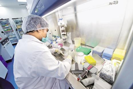 Declining drug prices with rising competition and distributors buying jointly in the US, apart from quality issues, have spelled the end of the dream run for Indian pharma industry. Photo: Aniruddha Chowdhury/Mint