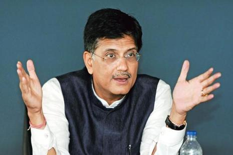 Piyush Goyal also said that industry associations have not sought deferment of implementation of the goods and services tax. Photo: HT