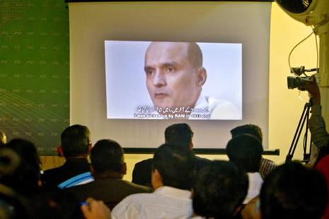 Kulbhushan Jadhav death sentence awarded by Pakistan Army was stayed by the International Court of Justice on 18 May. Photo: