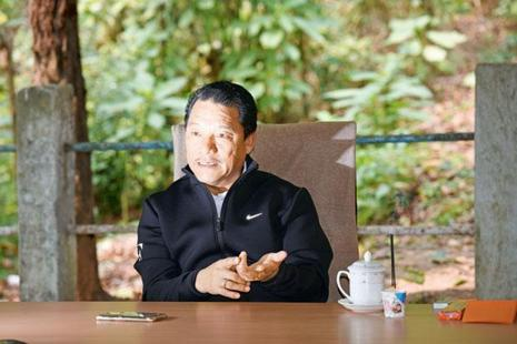 Gorkha Janmukti Morcha leader Bimal Gurung said on Friday a copy of the tripartite pact will be burnt on 27 June as GJM intensifies its agitation for the creation of a separate state. Photo: Indranil Bhoumik/Mint