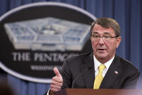In August last year, then US secretary of defence Ash Carter withheld $300 million in military reimbursements because Pakistan didn't take adequate action against the Haqqani network. Photo: AP