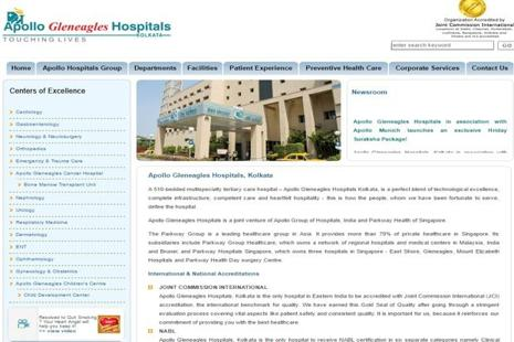 The commission ordered Apollo Gleneagles Hospitals to pay Rs10 lakh within a month, and the balance within two months.