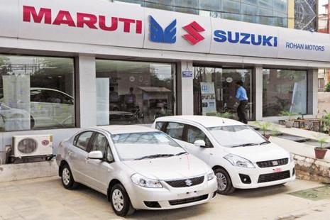 Maruti Suzuki India has already started looking beyond 2020 when it looks to sell 2 million units annually. Photo: Ramesh Pathania/Mint