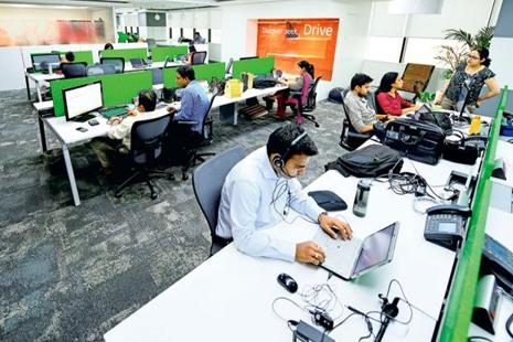 Salary hikes in the IT sector of late are a far cry from what they used to be in the last decade. Photo: Priyanka Parashar/Mint