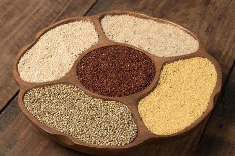 The practice of consuming millets as part of the daily diet is not new to India. Photo: Alamy