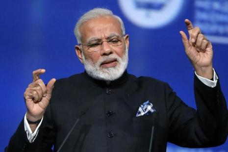 Prime Minister Narendra Modi will try to strengthen US-Indian ties that have appeared to loosen. Photo: AP