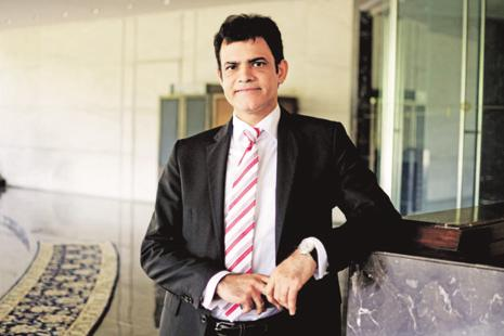 A file photo of former chairman and country head of JLL Anuj Puri. Photo: Mint