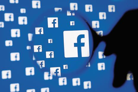 The Facebook Artificial Intelligence Research researchers gathered a large data set of human-to-human negotiations on a multi-issue bargaining task. Photo: Reuters