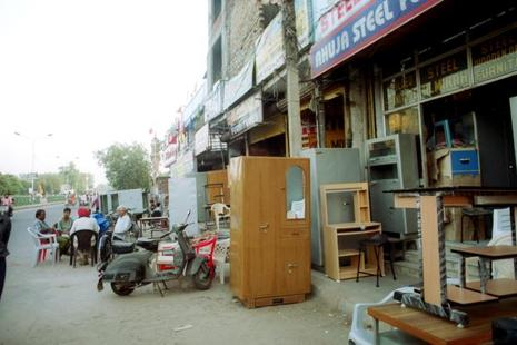 At present, tax incidence on furniture goods is at around 12%. Photo: HT