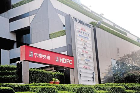 HDFC will raise the fund by issuing redeemable non- convertible debentures or other hybrid instruments on a private placement basis for cash. Photo: Pradeep Gaur/ Mint