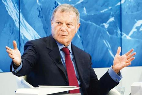 "Sir Martin Sorrell. The global advertising industry can be divided into two eras: ""BS"" and ""AS"". Or, to expand those initials, ""Before Sorrell"" and ""After Sorrell"". Photo: Reuters"