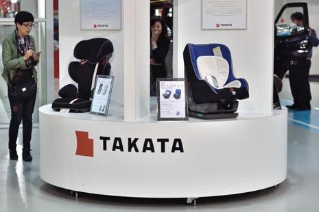 Takata's problem is the same that it has been ever since its airbag inflators started malfunctioning in 2004. Photo: AFP