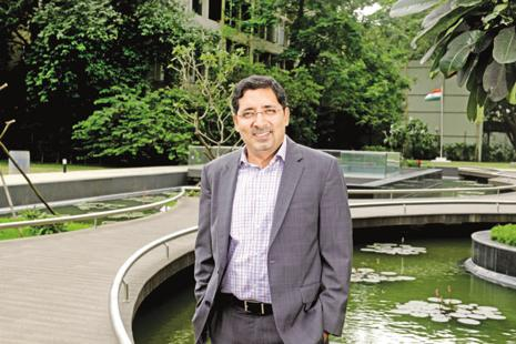 Vivek Gambhir, managing director of Godrej Consumer Products. Photo: HT