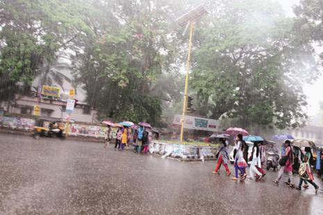 Last year, the monsoon had entered Punjab, Haryana on 2 July. Photo: Mint