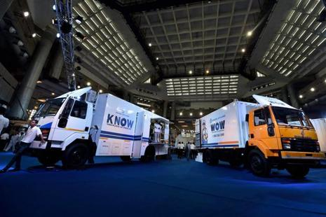 New products are already in the pipeline, said Ashok Leyland. Photo: PTI