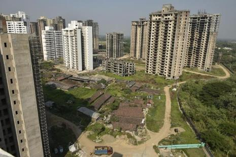 DMI Finance's real estate strategy is driven by pressure created on builders due to a slowdown in residential sales and introduction of RERA. Photo: Indranil Bhoumik/Mint