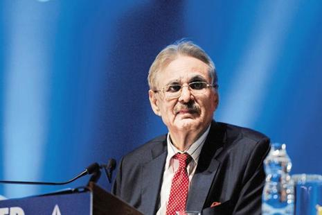 ITC shareholders had approved appointment of Deveshwar as Non-Executive Director, and Chairman for a period of three years with effect from 5 February, 2017. Photo: Indranil Bhoumik/Mint