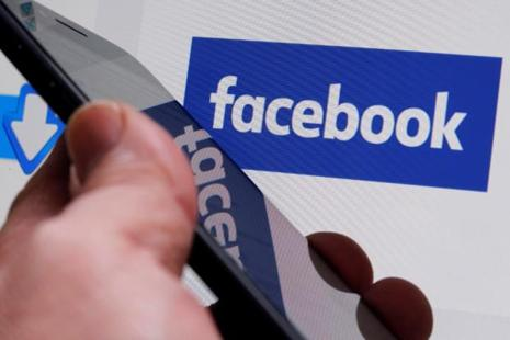 Facebook crosses 2 billion monthly active users. Photo: Reuters