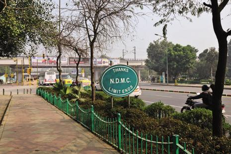 NDMC is responsible for providing urban services to an area of just 42.74 sq.km and functions under the Union home ministry. Photo: Mint