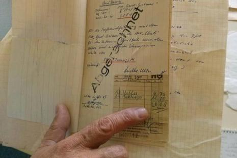 The Stasi files are a treasure trove of information. Other hidden connections between India and GDR are may spring up once more files are put together. Photo: Sukhada Tatke