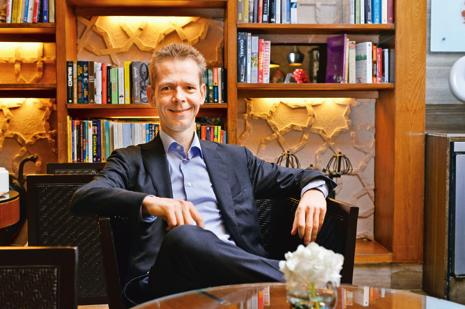 Jesko Perrey, senior partner at McKinsey and Co. Photo: Aniruddha Chowdhury/Mint