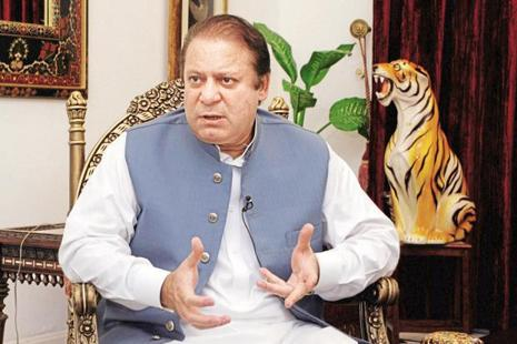 Pakistan PM Nawaz Sharif is on a three-day visit to Maldives from Monday. Photo: Bloomberg