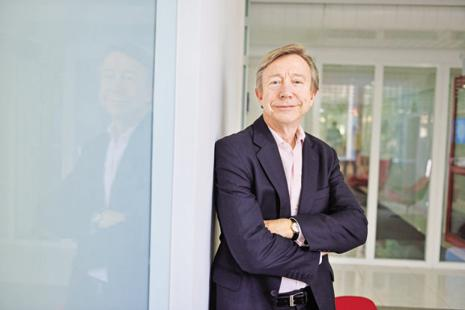 Patrick Forth, global leader of The Boston Consulting Group's technology, media and telecommunications practice. Photo: Pradeep Gaur/Mint
