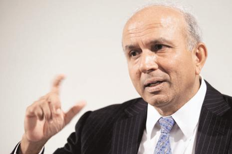 A file photo of Prem Watsa, CEO of Fairfax Financial Holdings. Photo: Bloomberg