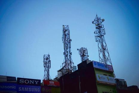 At present, a portion of spectrum auction amount is taken as upfront payment by Department of Telecommunications, and the rest after a two-year moratorium is paid out every year in 10 instalments. Photo: Mint