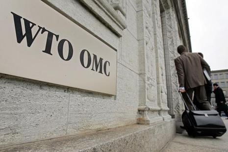 The WTO's global monitoring report covered the period between October 2016 to May 2017. Photo: AFP