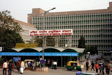 A committee constituted by AIIMS to look into the issue rejected the allegations of question paper leak and recommended a probe by the CBI. Photo: Hindustan Times