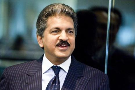 Thinkerbell Labs says Anand Mahindra, chairman and MD of Mahindra Group, invested in the company in his personal capacity. Photo: Bloomberg