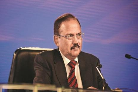 Ahead of his meeting with Xi Jinping, Doval is expected to hold separate talks with China's state councillor Yang Jiechi to discuss resolution of the standoff at Doklam in Sikkim sector.  Photo: Pradeep Gaur/Mint