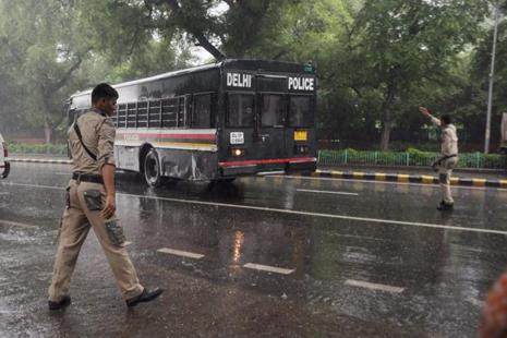 The Delhi Police lists dacoity, murder, attempt to murder, robbery, riot, kidnapping for ransom and rape as heinous crimes. Photo: PTI