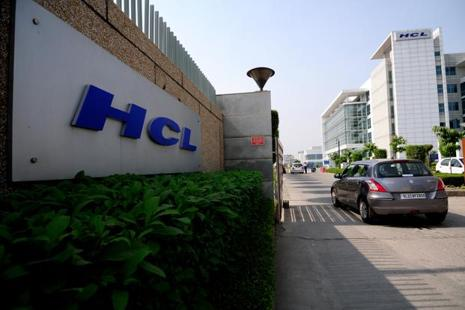As far as growth is concerned, there's nothing much that separates HCL Technologies from the rest of the pack. Photo: Pradeep Gaur/Mint