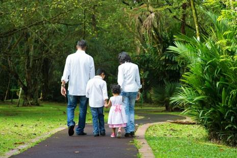 As per the Hindu Minority and Guardianship Act, 1956, a father is the natural guardian of a Hindu minor. Photo: iStock
