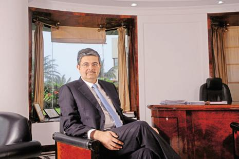 Uday Kotak says demonetisation and other economic reforms by PM Modi are directing money that was previously in cash, savings or real estate toward the kind of financial assets offered by his bank. Photo: Hemant Mishra/Mint